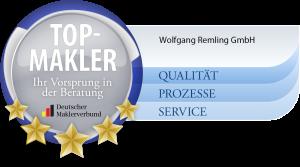 Wir sind Top-Makler im Deutschen Maklerverbund.